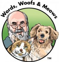 Words, Woofs and Meows Blog logo